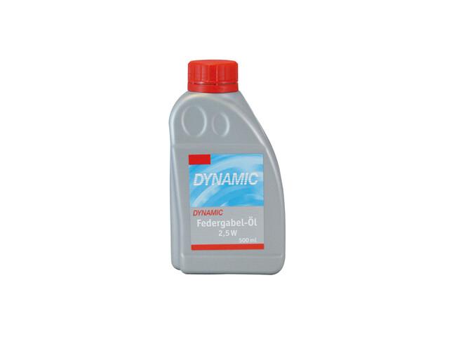 Dynamic Federgabel-Öl Viskosität 2,5 W 500 ml